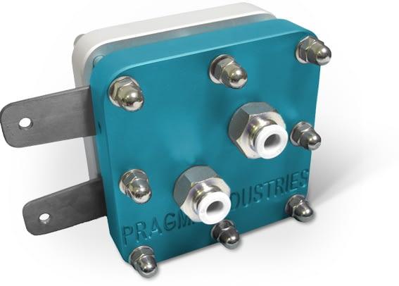 SquarePak fuel cell